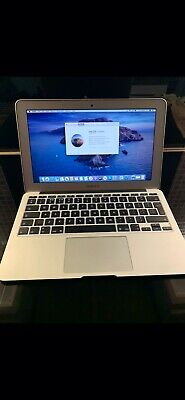 "apple MacBook Air 11.6"" 120Gb 4Gb Memory 2014 i5 Mac OS Catalina 1600MHZ DDR3 DU"