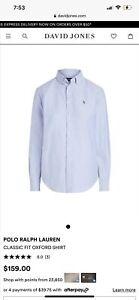 Women's Polo Ralph Lauren classic fit Oxford shirts