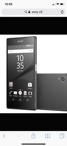 Sony Xperia z5 locked with bell
