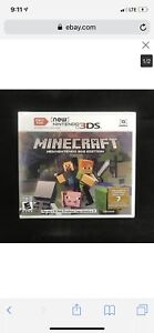 Minecraft for 3DS/2DS