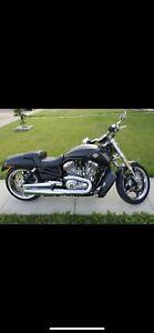 2012 Harley Davidson Vrod Muscle