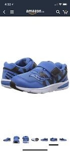 New Saucony kids ride pro boy's running shoes