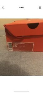Nike T90 Laser II SG (Red) Size 9.5 -Brand New