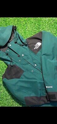 The North Face Mountain Jacket Parka Green Guide Size (Face Guide)