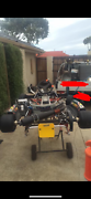Go kart Monaco with incomplete trailer! Taylors Hill Melton Area Preview