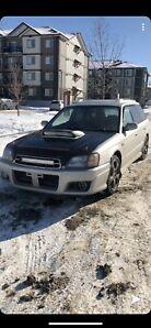 1998 Subaru Legacy jdm
