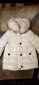 Brand New Moncler Tarier Jacket -White (women's)