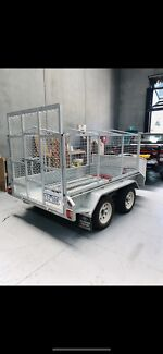 Bargain - 8x 5 builders trailer Clayton South Kingston Area Preview