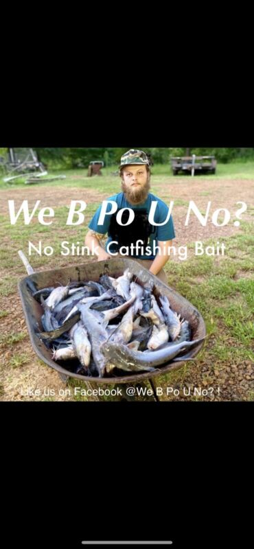 No Stink Catfish Bait