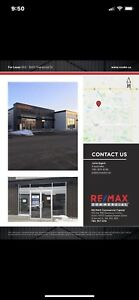 New construction Retail space - Sherwood Park