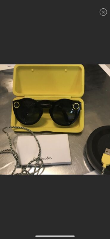 Snap Inc. Snapchat Spectacles Glasses -