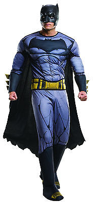 Justice League / Batman v Superman - Deluxe Batman Adult Costume