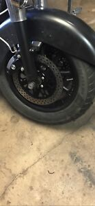 Harley OEM Touring Front Rim and Tire