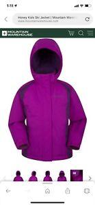 Brand new Girls Ski wear- (5 to 6 yrs) Mountain warehouse