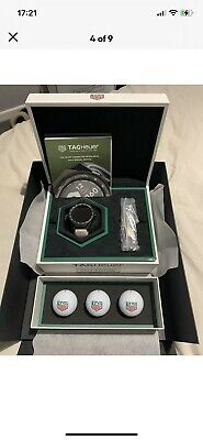 Tag Heuer Connected 45 Golf Watch (1st EDITION)