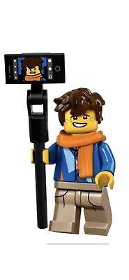 LEGO JAY WALKER NINJAGO MOVIE MINIFIGURE SERIES 71019 BRAND NEW #6 ORIGINAL PACK