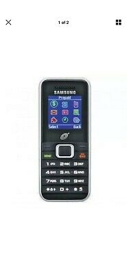 Brand New Basic Samsung S125G Tracfone Prepaid Mobile Cell Phone