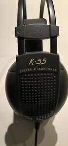 AKG E-55 Headphones