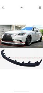 Lexus front lip for IS200, IS250, IS300 , IS350