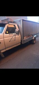 1995 Ford diesel. 3000.00 as is truck & kitchen