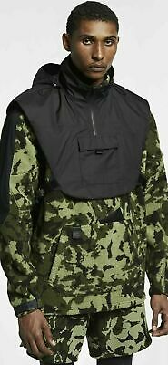 SALE $500 NWT Men Alyx Nike NikeLab MMW Fleece Jacket HD ACG ACRONYM AR5611-010