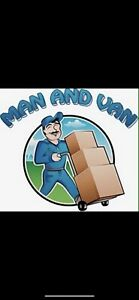 MAN AND VAN! CHEAPEST! NO HIDDEN COSTS!