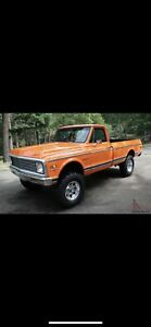 WANTED. 67-72 Chevrolet or GMC 4x4