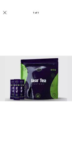 New Packaging Iaso Tea INSTANT 14 single serve packets TLC