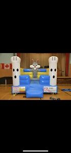 Bugs bunny inflatable bouncy tent
