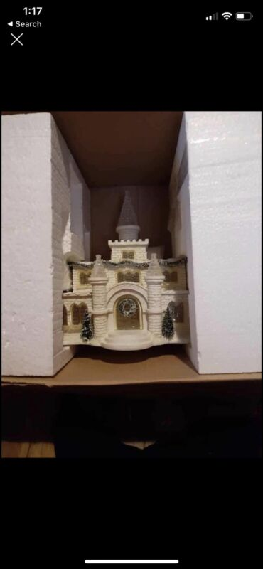 department 56- Ice Palace