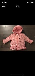 Gymboree winter coat/ jacket for baby 24 month