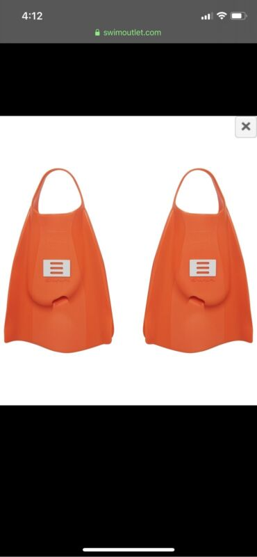 DMC Fins Elite 1 Swim Fins M/L
