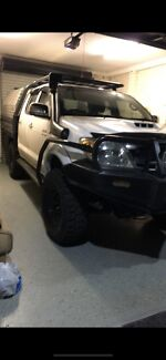 Toyota hilux 2007 Roxburgh Park Hume Area Preview