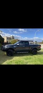 (Well body only ) Ford ranger XLT extra cab 2015 for sale