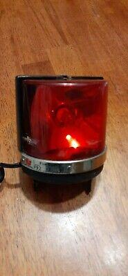 Vintage Federal Signal Fire Ball Ii Model Fb2 Series B1 Working 12v