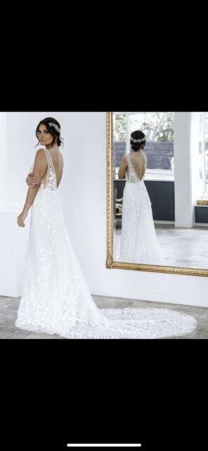 Ella Moda Wedding Dress Wedding Gumtree Australia Brisbane
