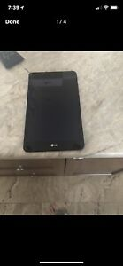 LG tablet with wifi 8.0