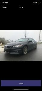 2011 Honda Accord v6 HFP