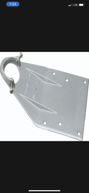 Arlington 726-1 Aluminum Roof Flashing with Set Screws, For 1-1/4-inch I Have 25