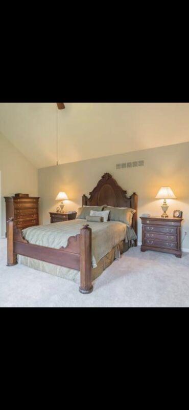 Drexel Heritage Bedroom Set