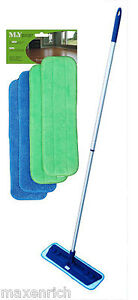 Microfiber Swivel Mop Ebay
