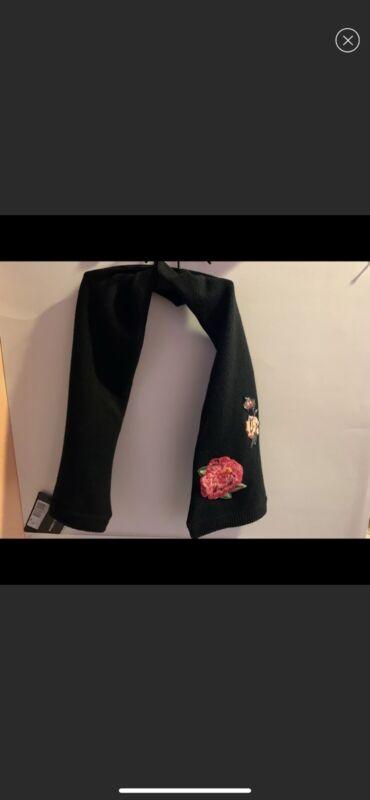 Dolce & Gabbana D&G  Kids Scarf Warm Wool Blend