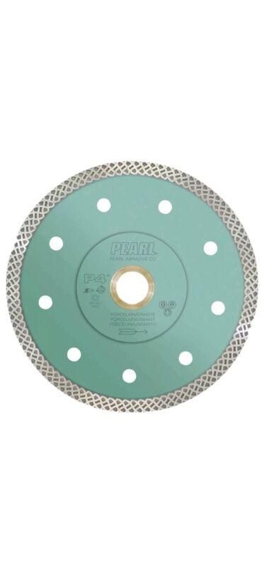 "Pearl Abrasive DIA10TT Turbo Mesh P4 10"" Porcelain Tile Blade"