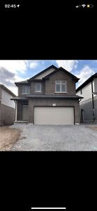 BRAND NEW 4 bedrooms 2.5 bathrooms house for rent(Thorold S.)