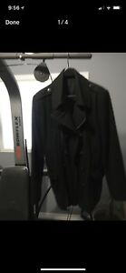 Calvin Klein Men's wool blend jacket coat