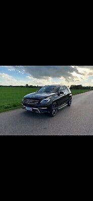 Mercedes ML350 3,0 BlueTEC AMG Line aut. 4-M 5d