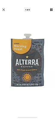 Flavia Alterra Morning Roast Coffee Freshpacks - Case Of 100 Packs