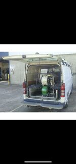 Wanted: WTB: Set up plumbers van with jetter