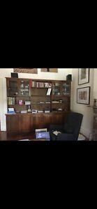 Australian Oak Bookshelf
