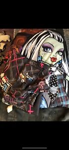 Monster High Comforter and curtains